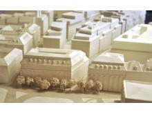 Unik modellsamling visas
