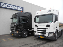 To nye Scania til Svend Munding Transport