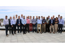 High res image - Cox Powertrain - EMEA distributors at 2018 conference