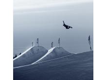 Snowboardåkaren Tor Lundström