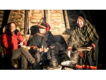 Bodenständigkeit und Traditionen wie bei der samischen Urbevölkerung sind die Basis der Küche Nordnorwegens