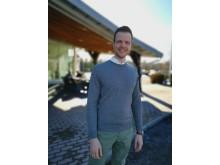 Direktør for bærekraft i Nordic Choice Hotels Harald Bjugstad-Holm
