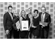 Polarbröd utsedd till årets marknadsförare på Umeågalan 2018