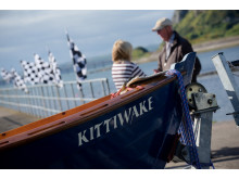 One of the new boats for the club is called Kittiwake
