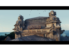 "BRAVIA 4K HDR TV ""Balloons"" commercial still"