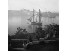 Tidig morgon, Waldemarsudde, ca 1907.