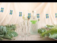 Pernod Ricard Sweden_Sommarens Snapsar_Absolut Lime