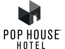Logotyp POP HOUSE HOTEL