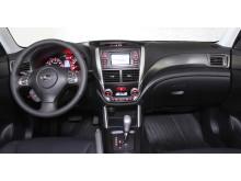 Nya Subaru Forester - Interiör