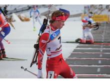 Aleksander Fjeld Andersen, normalprogram menn ungdom, junior-VM 2016