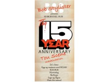 BOB Stylister 15 år