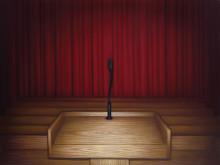 "Elin Behrens ""The Pulpit"" 2012"
