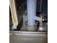 Roxtec RS PPS/S er en gennemføring af plast, der beskytter mod ild og vand