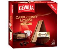 Gevalia Cappuccinomoussetårta, 400g