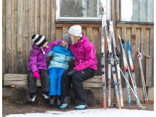 Family Ski Weekende på Billingen