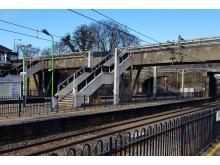 Tring  platform Feb 2019