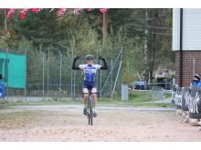 NC CX 2 M Junior vinner Wærenskjold