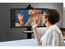 Handrehabilitering via telemedicin