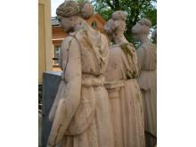 1890-talsversionen av Damerna på taket