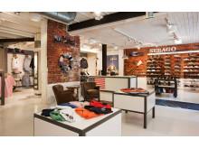 Sebago Store GBG 1