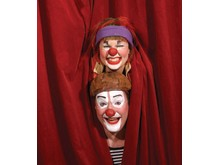Clownerna Zazza, Bonzo & Pom-Pom