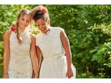 Bryllup, begravelse og dåb - Molly Nutley og Angelika Prick