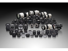 A-Mount Objektiv-Line up 2015 von Sony