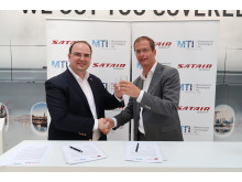 MTI - Satair Group signing