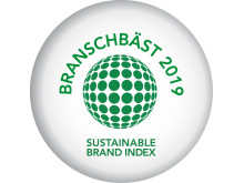 Sustainable Brand Index - Sveriges mest hållbara skönhetsvarumärke