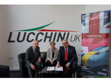Lucchini UK to supply wheelsets for new Hitachi Rail Europe Class 800 and 801 trains