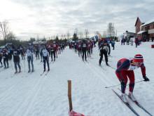Trysil Skimaraton for 17. gang i 2016