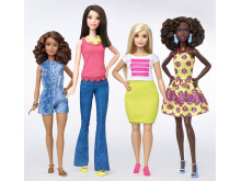 Barbie Fashionistas 3