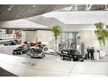 BMW Welt i München, Tyskland