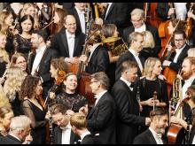 Göteborgs Symfoniker, foto Ola Kjelbye.