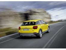 Audi Q2 (Vegas gul)