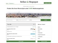 Bewerber in Berlin können sich freuen: Mehr als 8.500 aktuelle Jobangebote