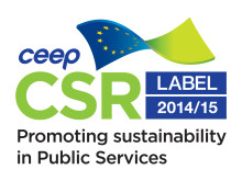 CEEP CSR Label 2014/15