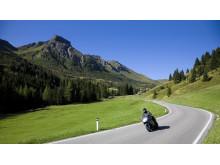 Motorradparadies Vinschgau