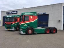 To nye Scania til Snave Vognmandsforretning