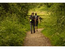 Ramblers Walking Holidays: Lathkill Dale