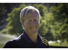 Carl Gustavsson, elitutvecklare på Svenska Golfförbundet