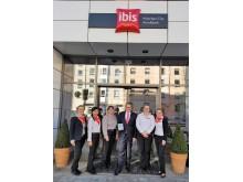 Auch das ibis München City Arnulfpark wurde mit dem DGNB-Zertifikat in Gold ausgezeichnet.