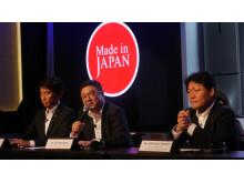 Managing Director of Panasonic Vietnam Mr. Eiji Fukumori Answers to the Media