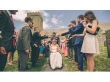 Extraordinary weddings.