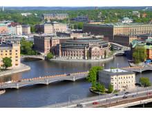 Illustrasjonsbilde: Riksdagen i Stockholm, Sverige