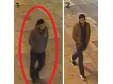 2 CCTV stills of man sought