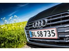 Audi A5 Cabriolet - de 4 ringe