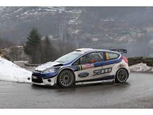 Hirvonen rattar nya Fiesta S2000 till seger i Monte Carlo-rallyt 2010 - bild 4