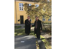 Bjørn Cronquist og Ib Mogensen
