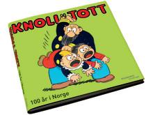 Cover til Knoll & Tott-jubileumsboken